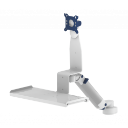 Height adjustable arm with...