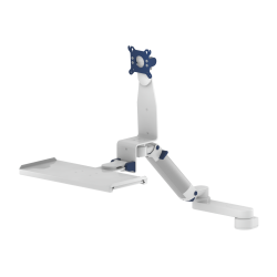 Extended height adjustable...