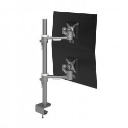 Support 2 écrans pour bureau
